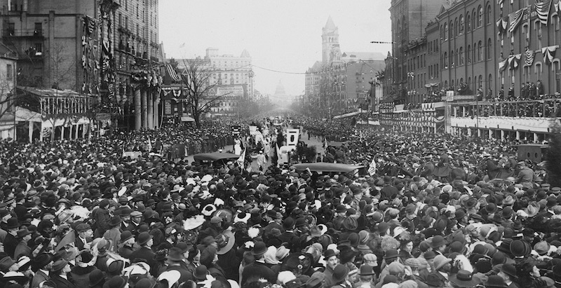 Women's Suffrage Procession 1913
