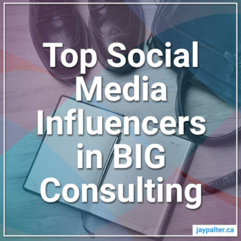 BIG Consulting Influencers